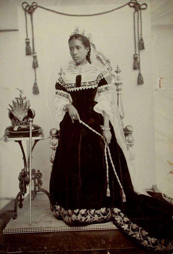 Queen Ranavalona III, Madagascar's last Queen