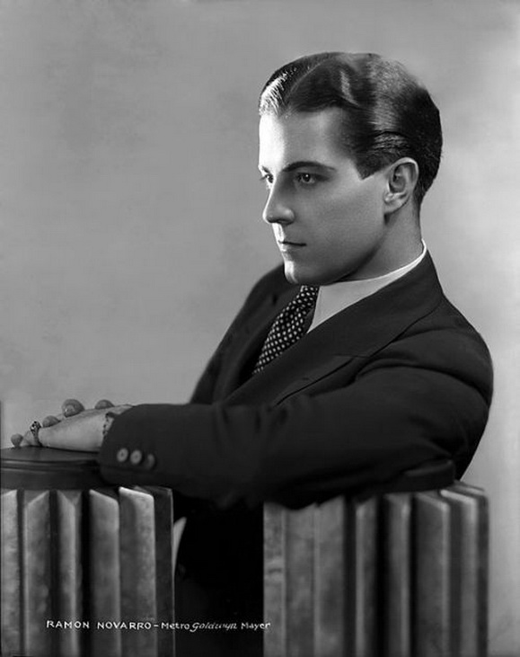 Mexican-American actor Ramon Novarro, early 1930s
