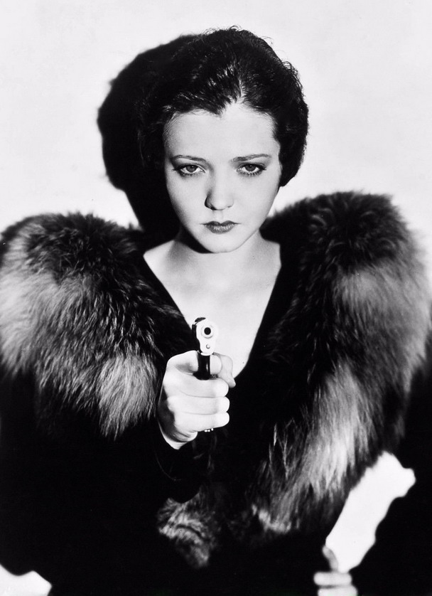 "Sylvia Sidney in ""City Streets"", 1931"