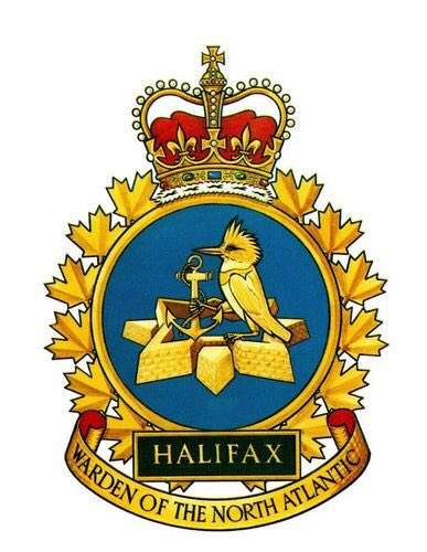 Insignia of the Warden of the North Atlantic, Royal CanadianNavy