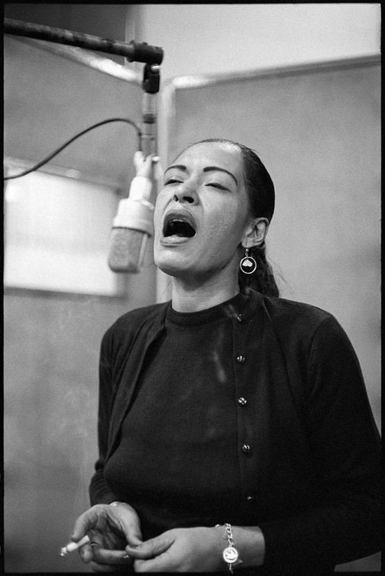 Billie Holiday, 1957