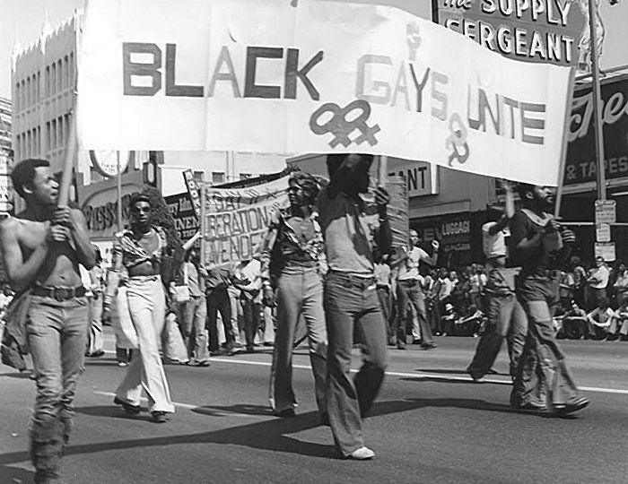 Black Gays Unite!(1975)