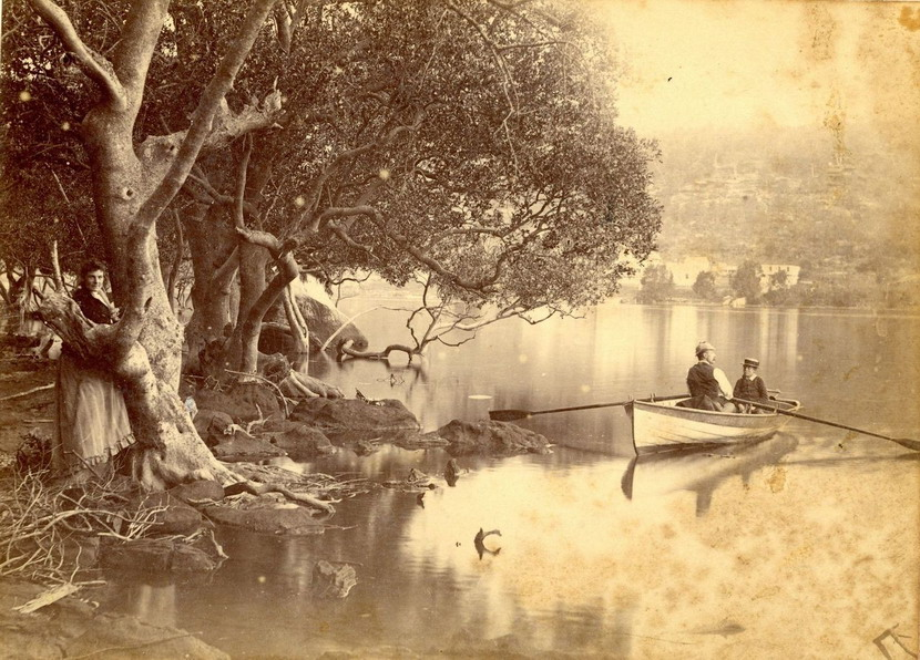 Boating, Australia, 1800s