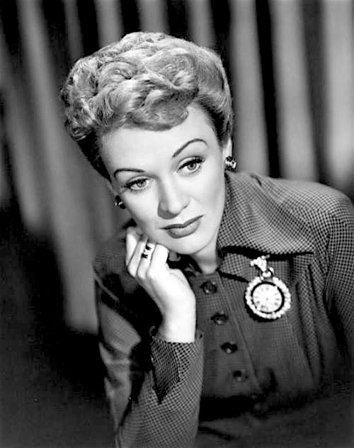 One of the most underrated actresses of the 1940s, Eve Arden