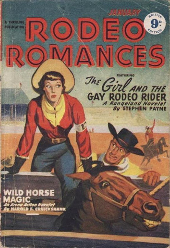 The Girl and the Gay Rodeo Rider