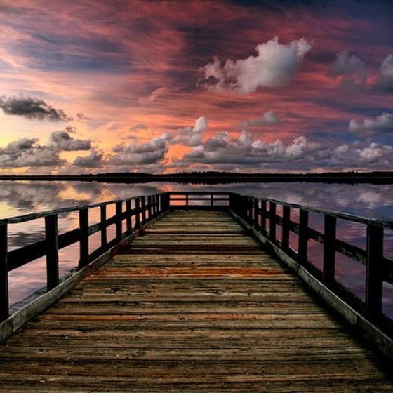 idyll peaceful