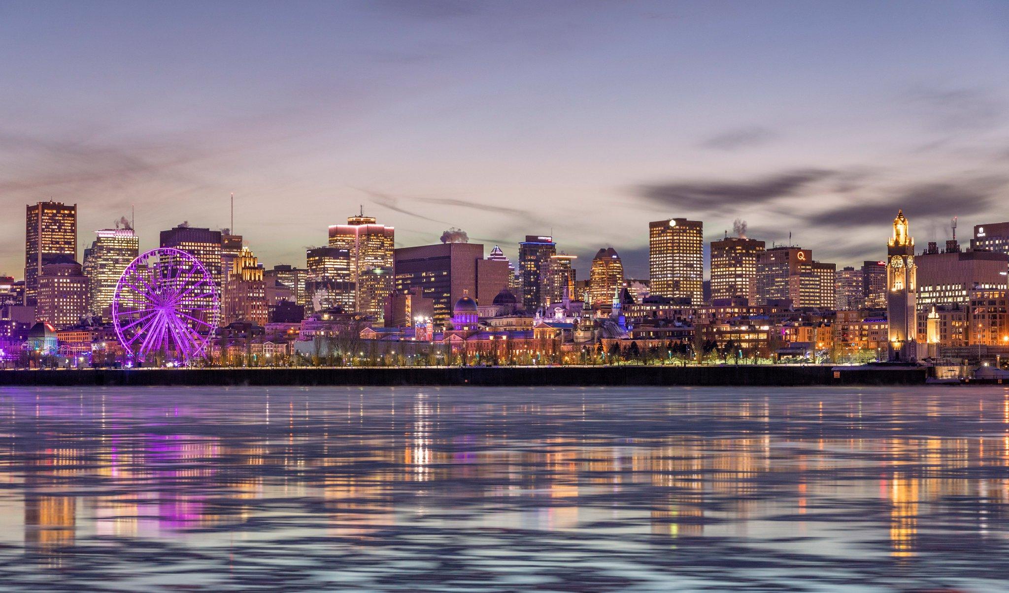 Montréal (Bonne fête de la Saint Jean Baptiste à toute ma famille et mesamis!)