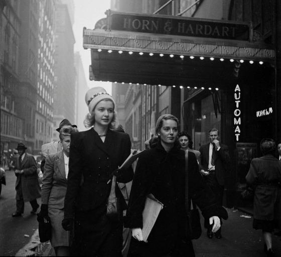 NYC 1940s THEATRE