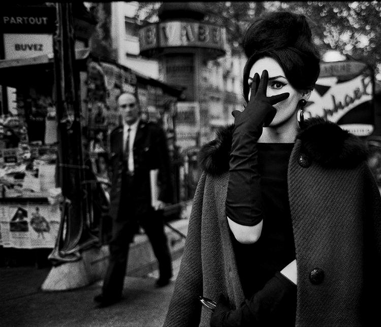 Photo by Christer Stromholm, Paris,1961