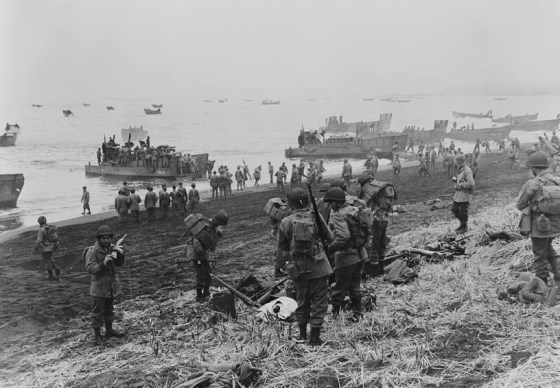 WWII D DAY 4444