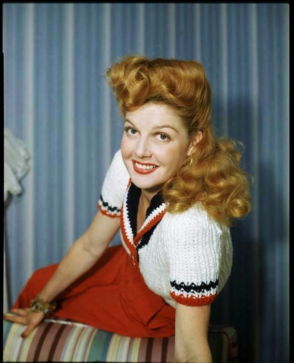 Ann Sheridan, 1940s