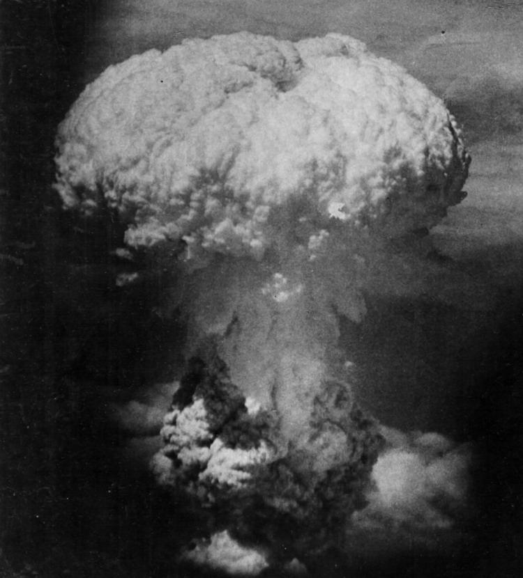 Atomic Bomb, 1940s