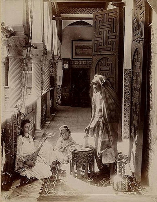 Algeria, circa 1900