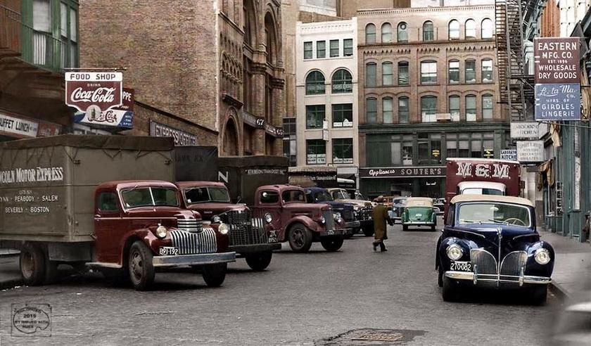 Boston, 1949