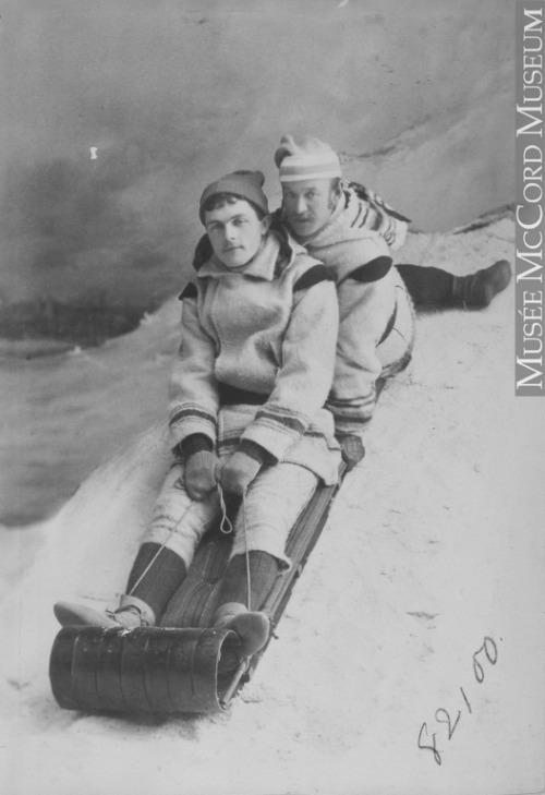 CANADA sled 78