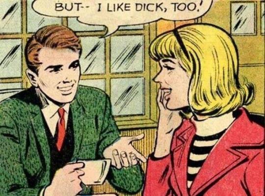 dick i like too