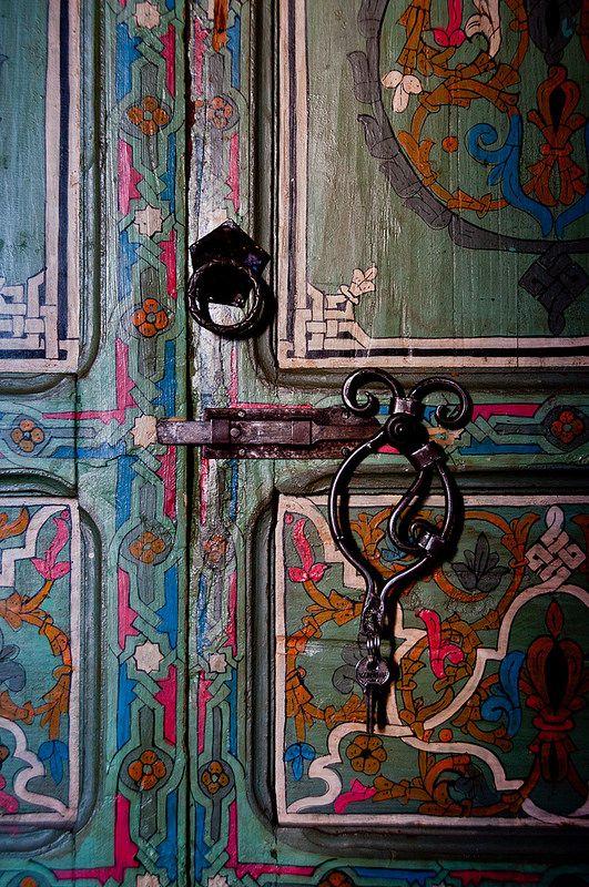 Door, Morocco