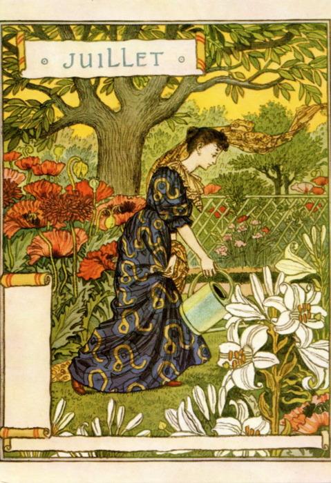flower month 501