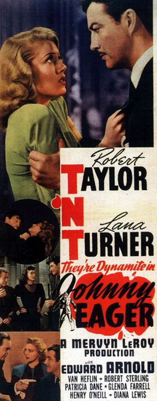 T n' T: (Robert Taylor and Lana Turner)