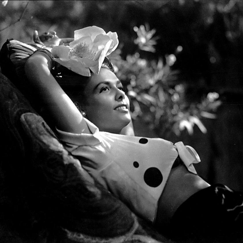 """Lena Horne in """"Cabin in the Sky"""",1943"""