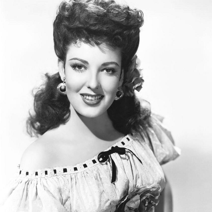 "Linda Darnell in "" My Darling Clementine"", 1946"