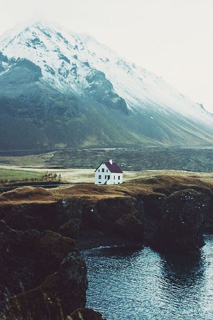 Lone house