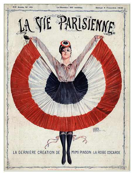 La Vie Parisienne,1916
