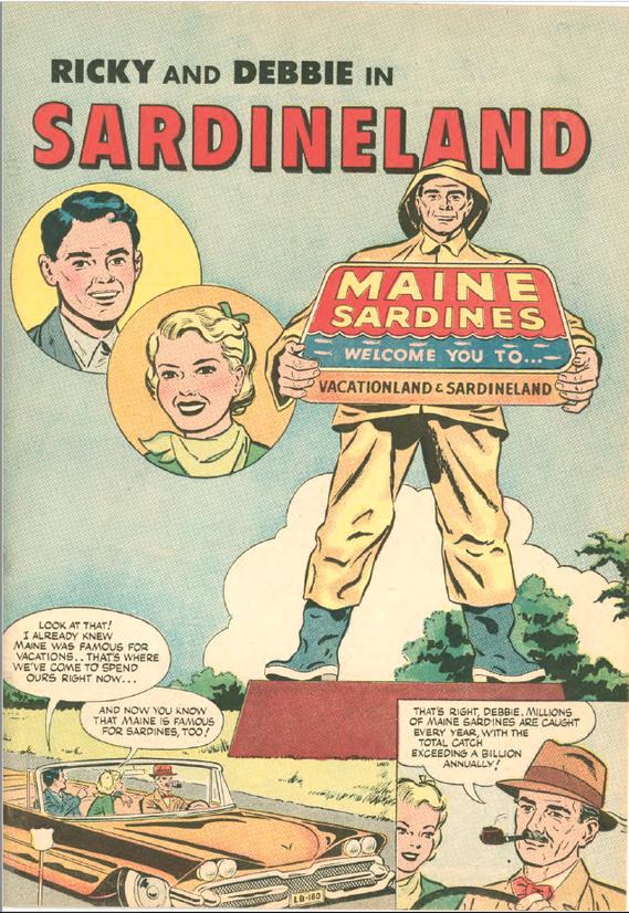 Sardineland, Maine!