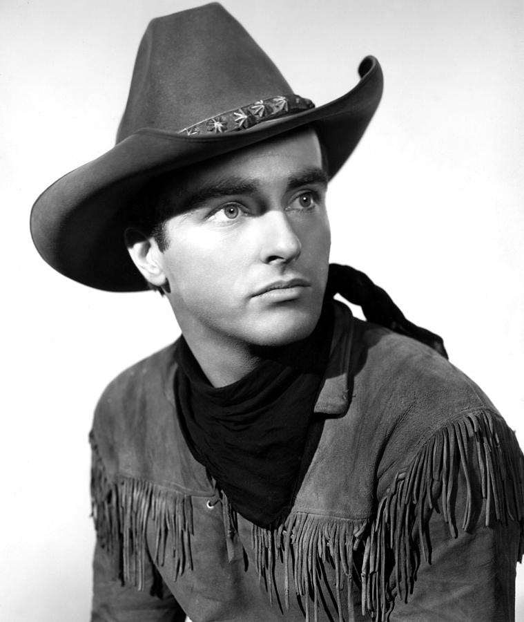 """Montgomery Clift in """"Red River"""",1949"""