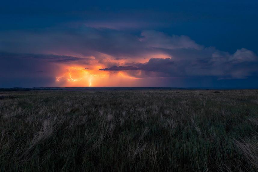 Storm over Nebraska
