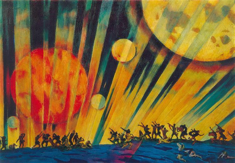 """""""New Planet"""" by KonstantinYuon"""
