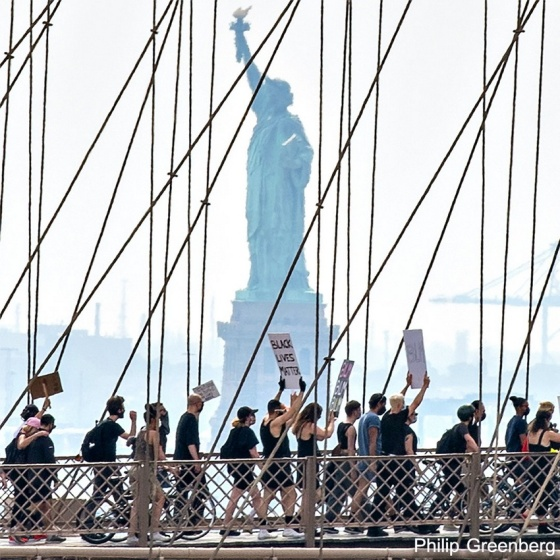 NY PROTEST