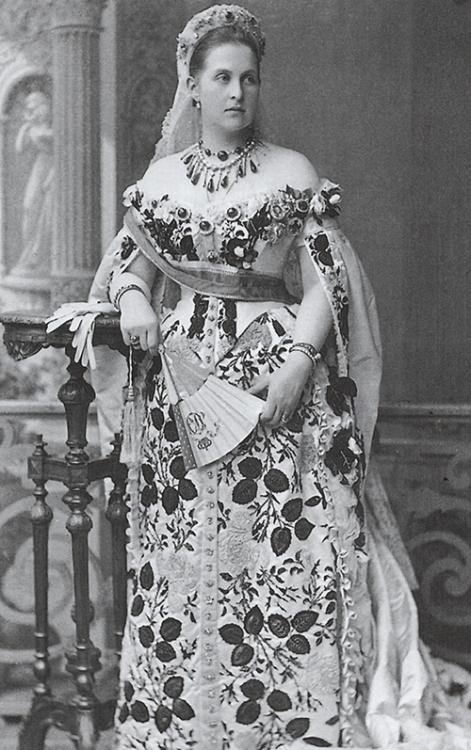 Olga Konstantinovna, Queen of the Hellenes(Greece)