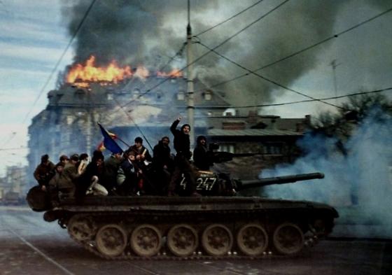romania 1989