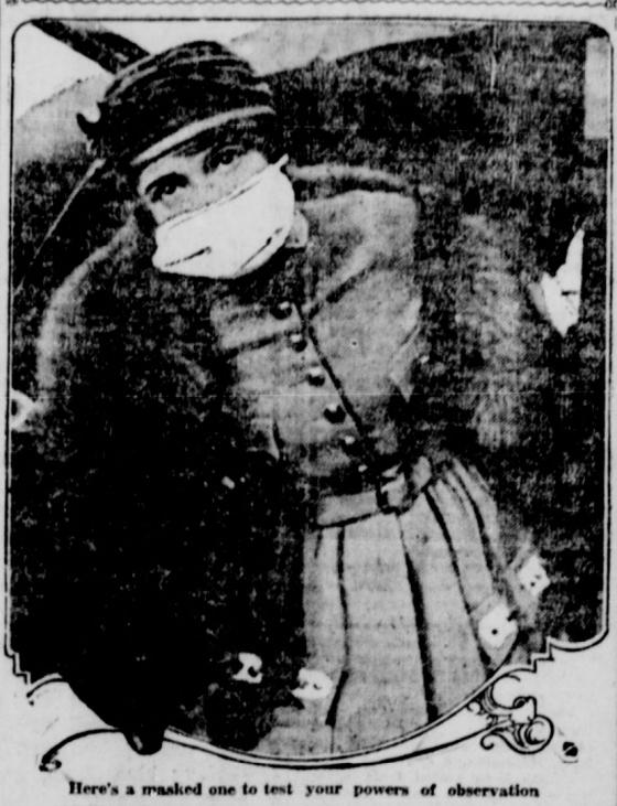 silent film star influenza 1918