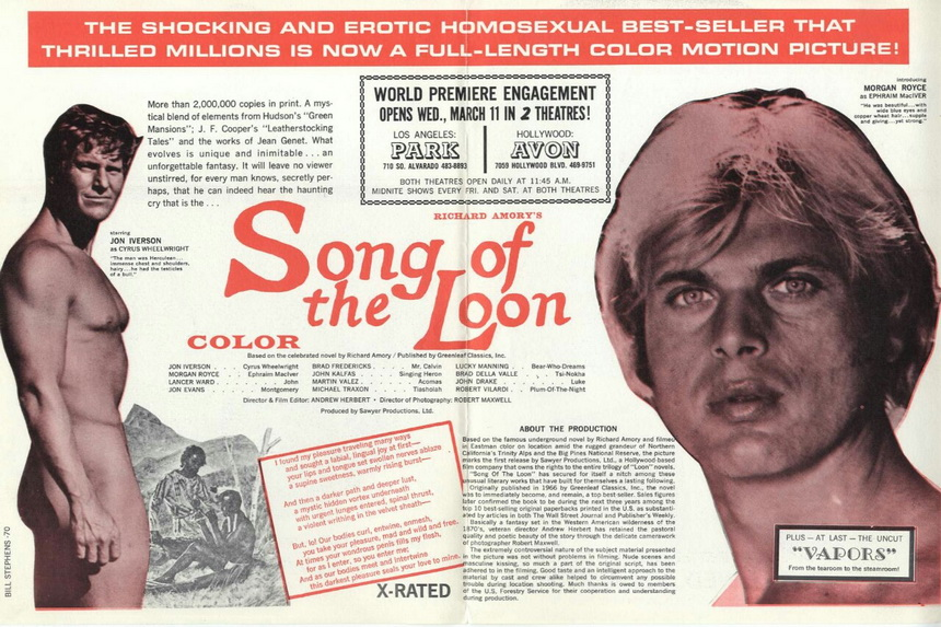 Song of the Loon,1970