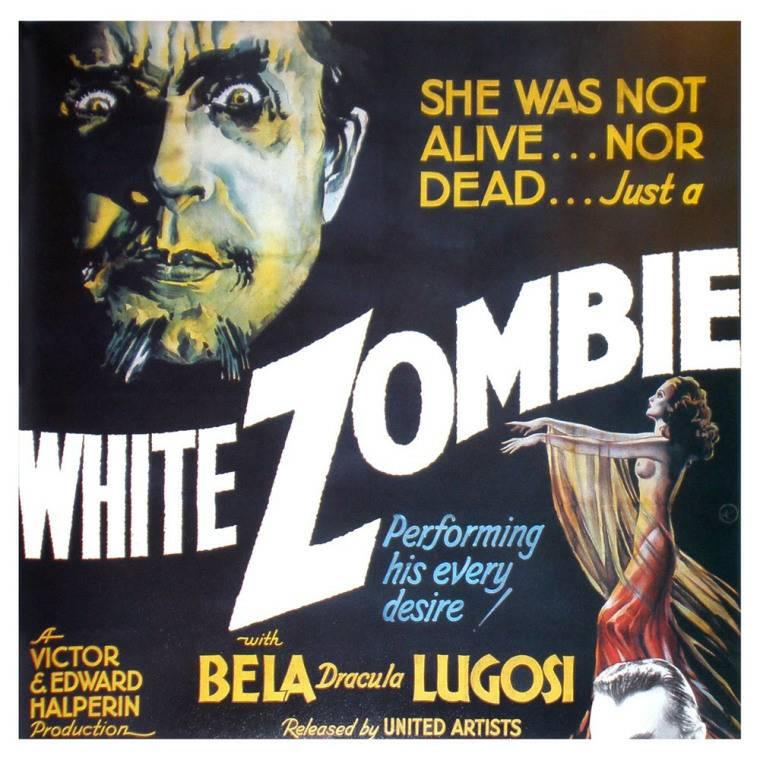 The White Zombie