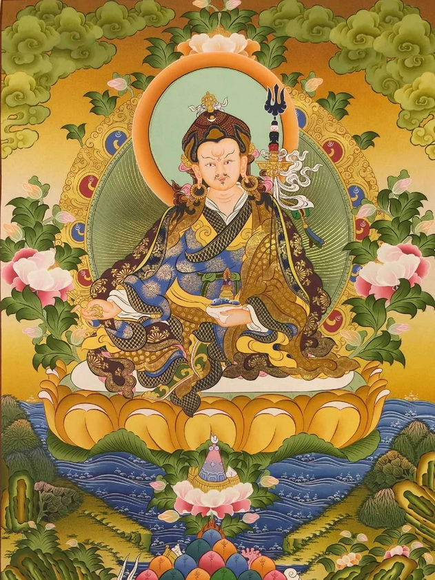 Indian Buddhist Padmasambhava