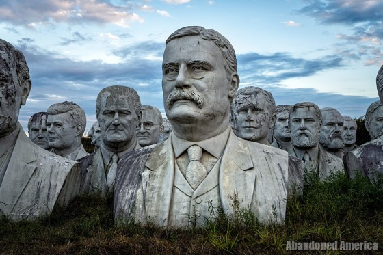 abandoned presidents