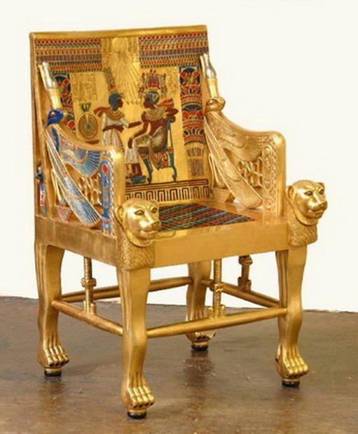 ancient egytian thrones 3