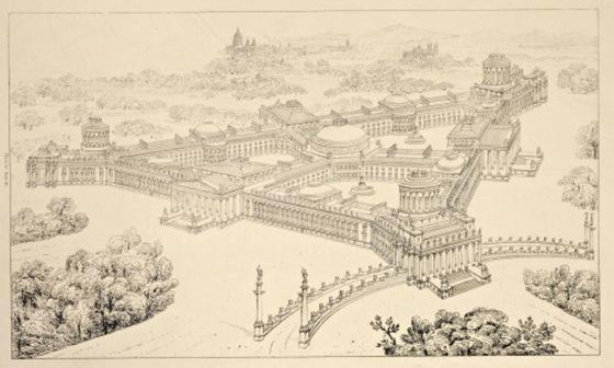 ARCHITECTURAL PLANS 501