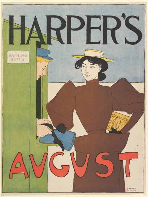 AUGUST HARPER'S
