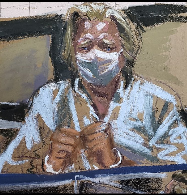 Scam artist Steve Bannon in cuffs at his arraignment the other day in NYC for multiple felony fraud charges, wearing a mask during the 2020pandemic