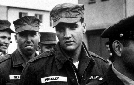 ELVIS IN THE ARMY 3