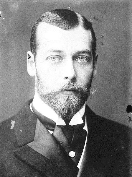 Prince George (later King George V), late 1800s