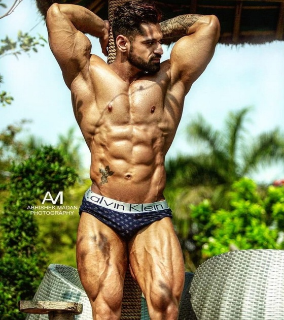 INDIAN MUSCLE 34732