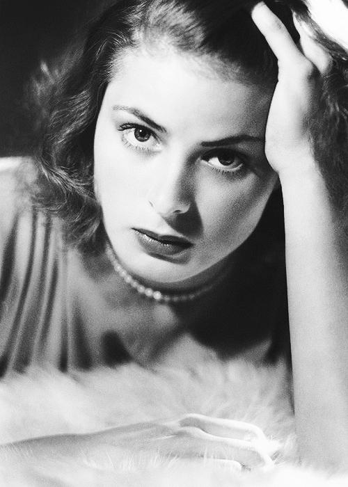 Ingrid Bergman, by John Engstead,1939