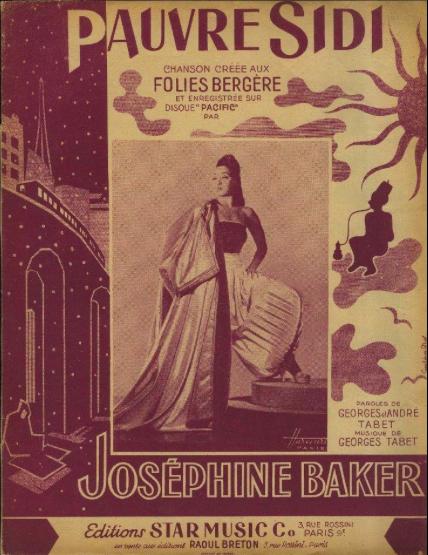 Josephine Baker aux FoliesBergere