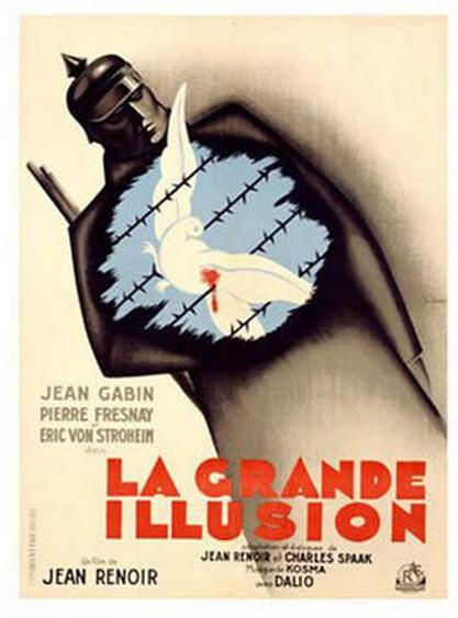 """""""La Grande Illusion"""" par JeanRenoir"""