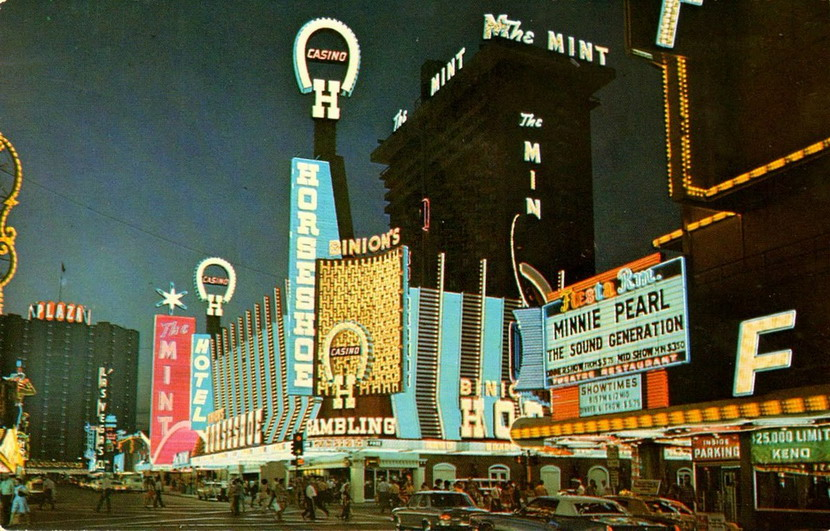 Las Vegas, 1960s